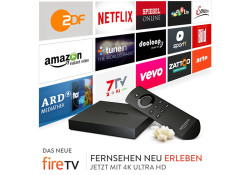 Amazon Fire TV 4k Ultra HD UHD Streaming Box günstiger